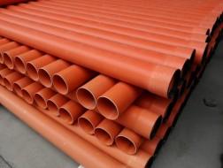 东营PVC低压电缆管